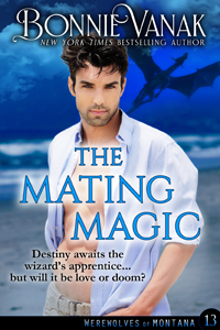 bonnie vanak's the mating magic