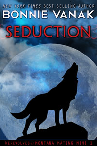 Seduction, Werewolves of Montana Mating Mini #1