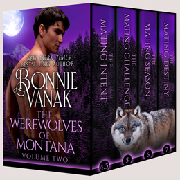 bonnie vanak's werewolves of montana vol 2
