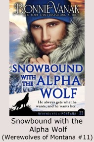 boonie vanak's snowbound with the alpha wolf