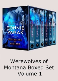 werewolves of montana boxed set volume 1