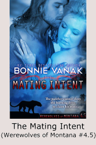 bonnie vanak's the mating intent