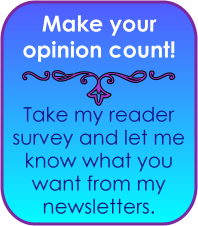 bonnie vanak's opinion survey for newsletter